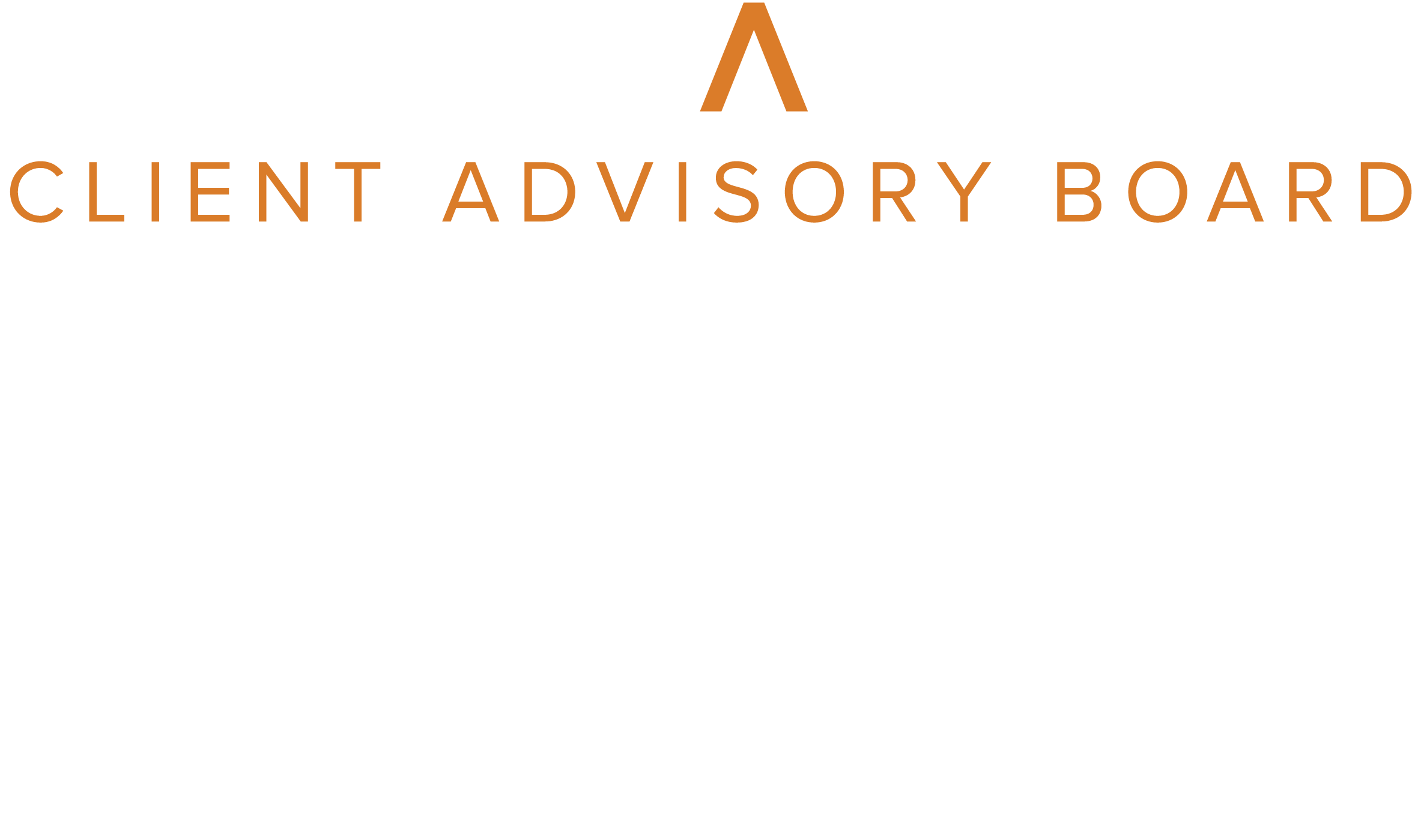 OPERATIVE CLIENT ADVISORY BOARD